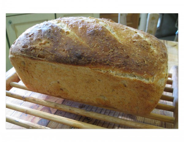 Post image for Daddy Made it: On Baking Bread &#038; other matters of importance
